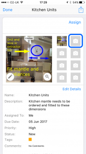 site_report_pro_kitchen_units_issue_card